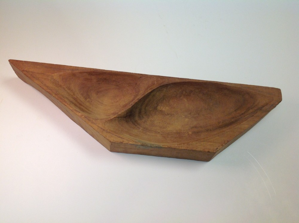 Two Compartment Bowl Blank