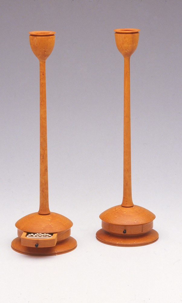Matched Candlesticks with Match Drawers