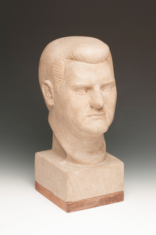 Bust of Emil