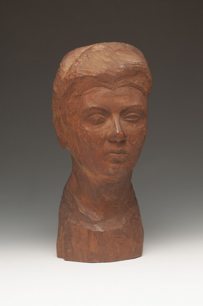 Bust of Audrey