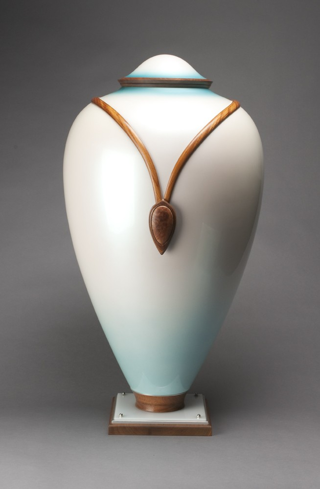 Vase with Necklace