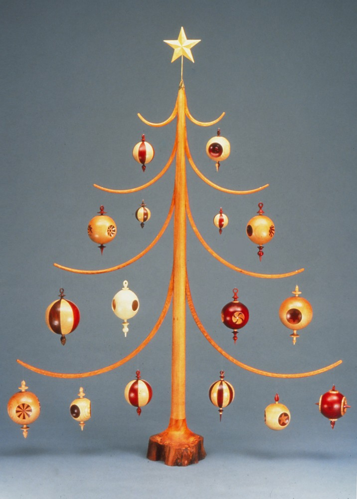 Woodworker's Christmas Tree