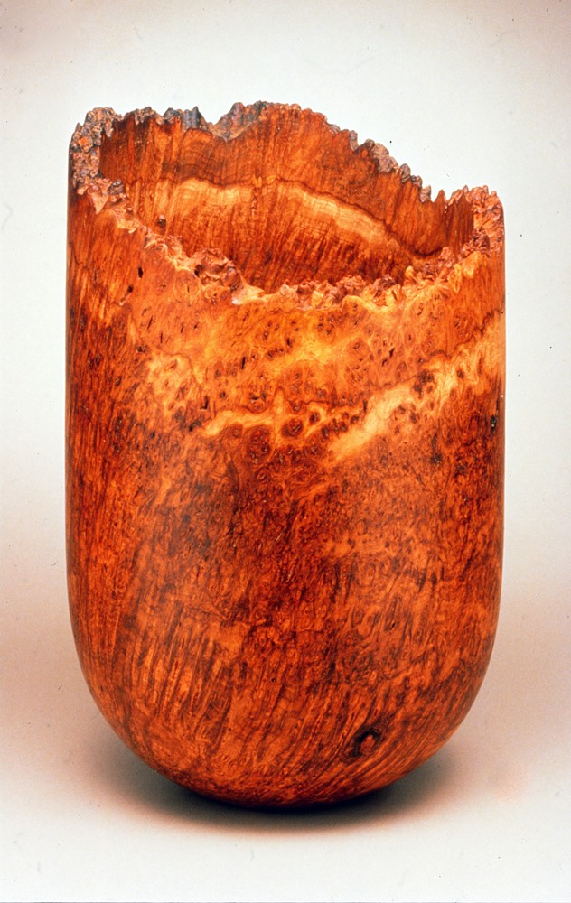 Natural Topped Vessel