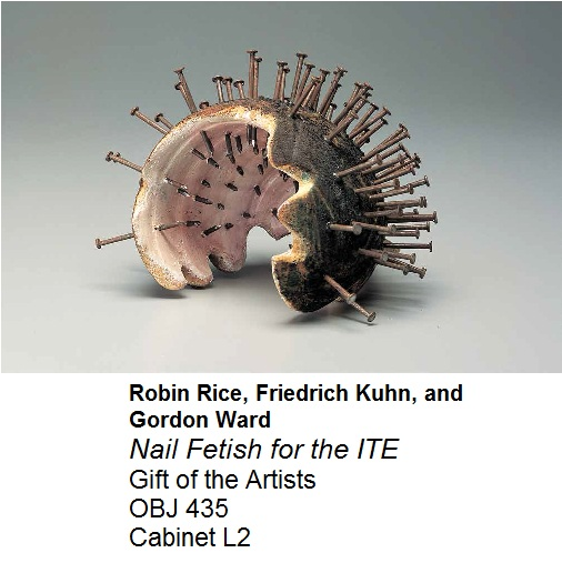 Nail Fetish for the ITE by Robin Rice, Friedrich Kuhn, and Gordon Ward