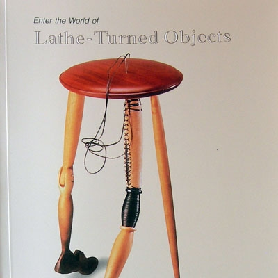 Enter the World of Lathe-turned Objects