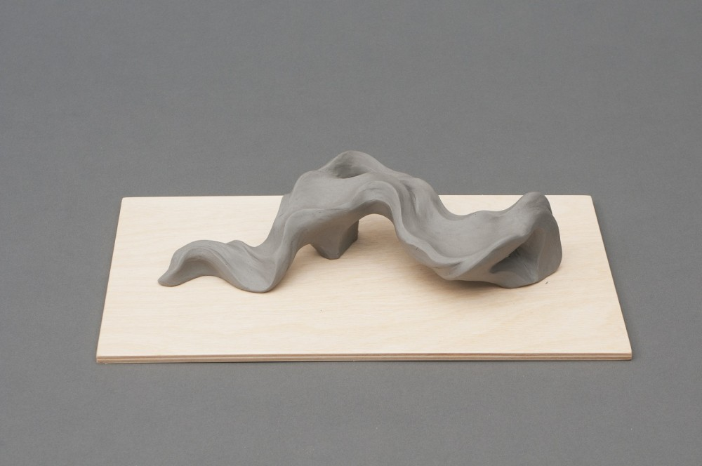Water Study Bench Process – Clay Model