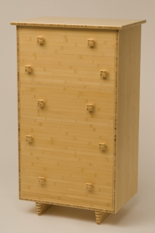Marina Line, Small Chest of Drawers
