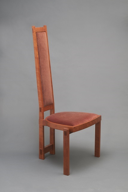 Tall Back Dining Chair