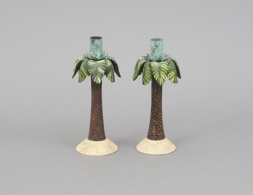 Candle Holders (2)