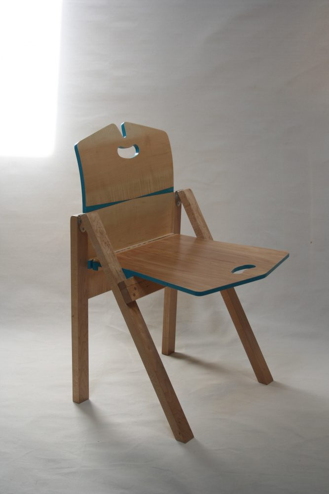 Foresters Folding Chair