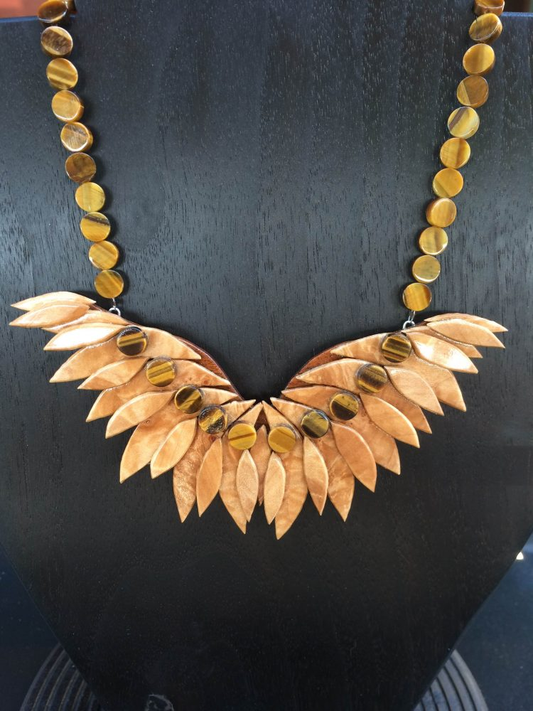 Transcending Wings Necklace