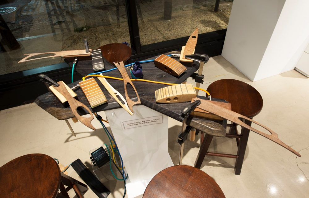 Daxophone Table (Student Model)