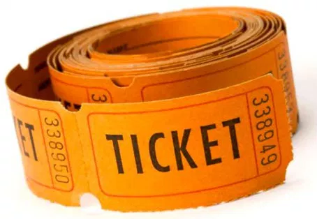 2017 Annual Founders Fundraiser Single Raffle Ticket – Raffle Ticket