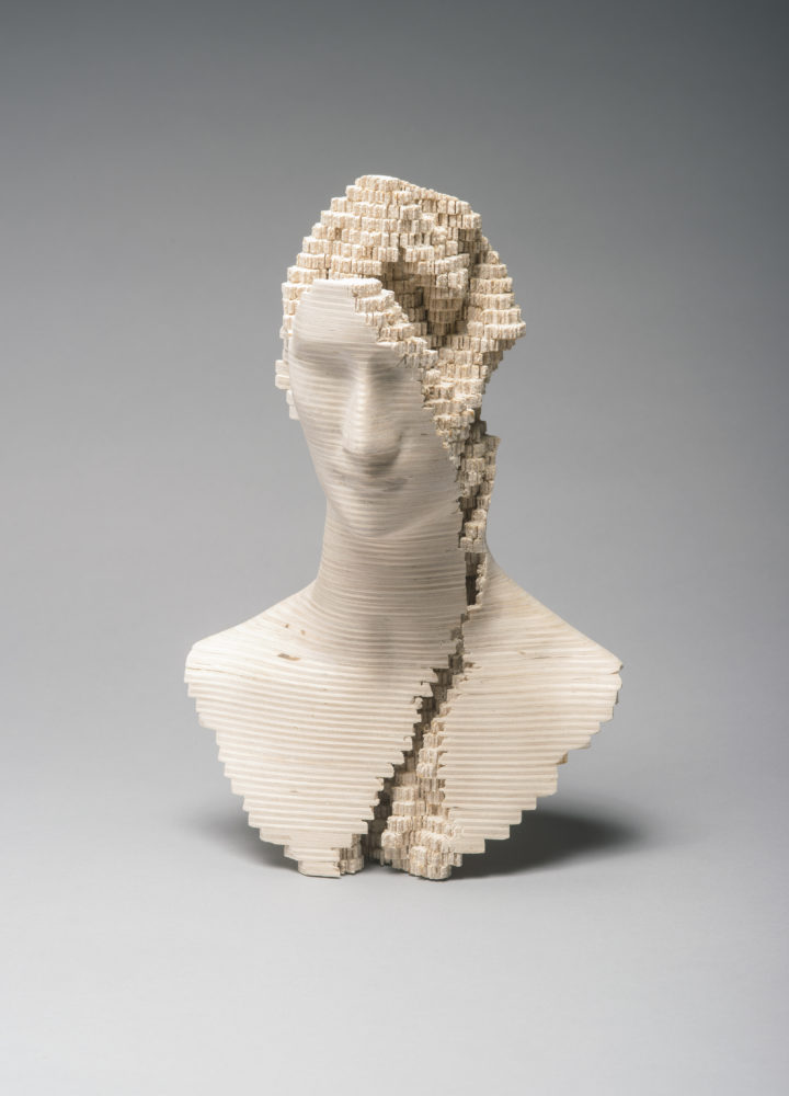 Untitled (Bust #3)